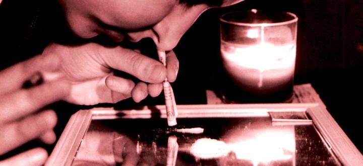 cocaina danni naso denti